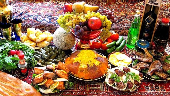 Bestnm bestnm for Azerbaijan cuisine